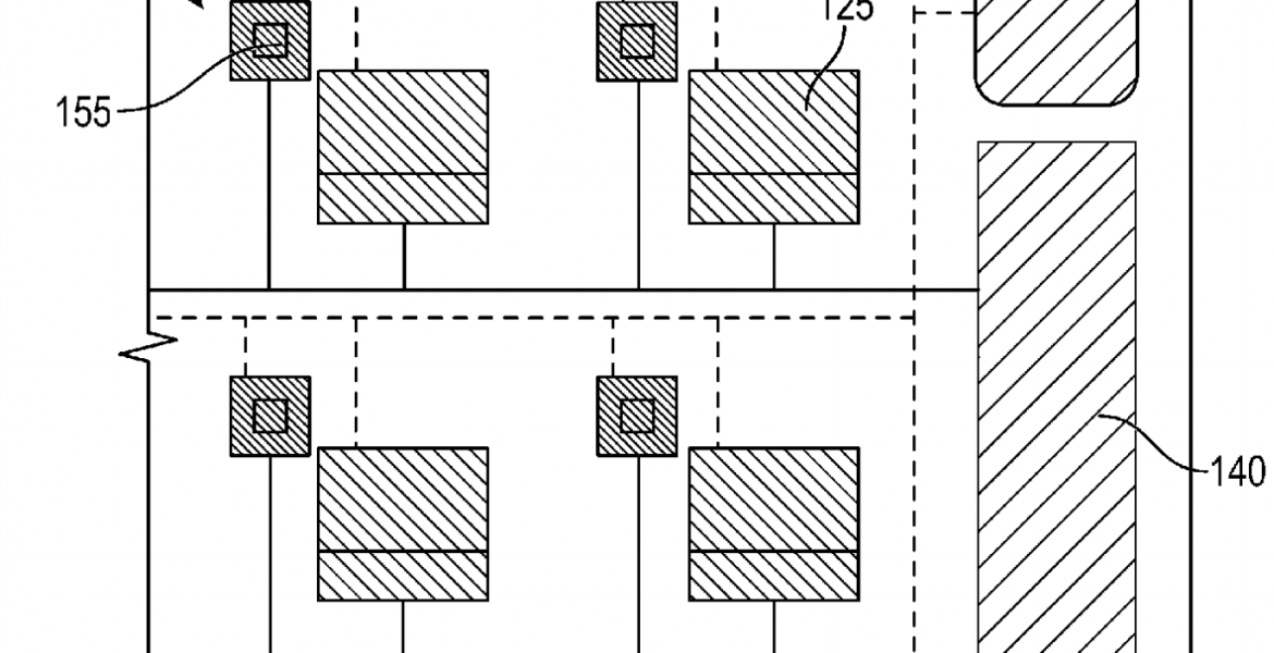 microled display image capture patent